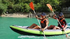 kayak-benefícios