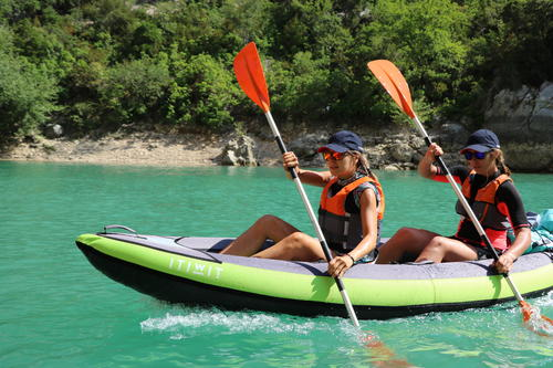 2-person kayak tour