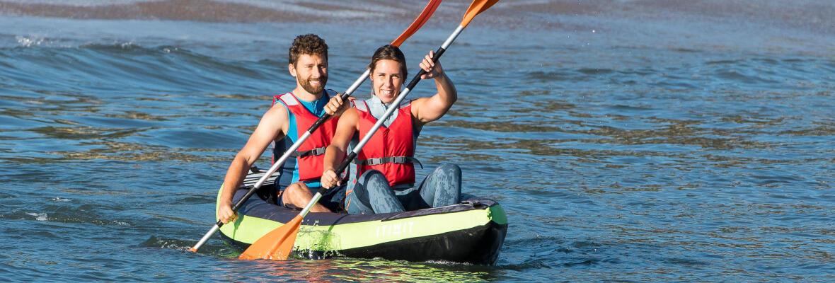 kayaking tides
