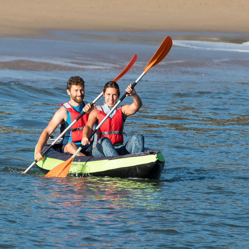 benefits inflate kayak