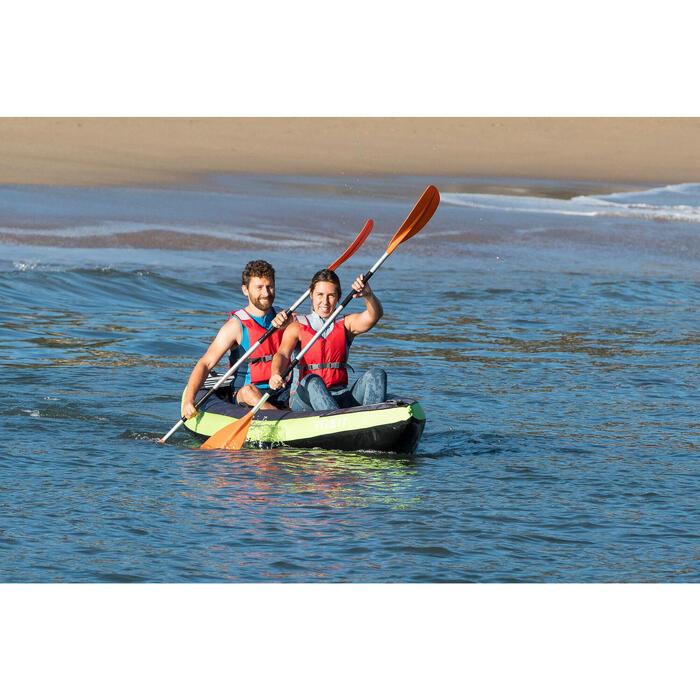Gilet d'aide à la flottabilité BA 50 N Rouge kayak stand up paddle dériveur