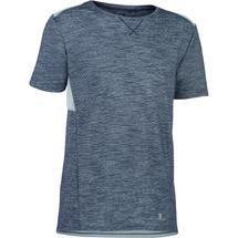e0f4ce7a5b6 T-shirt MC 500 Gym gris bleu