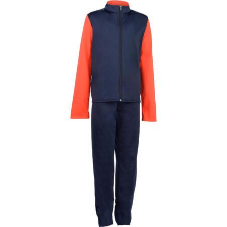Спортивний костюм Gym'y S500 для хлопців, теплий - Синій/Червоний