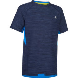 960 Boys' Short Sleeve Gym T-Shirt - Navy