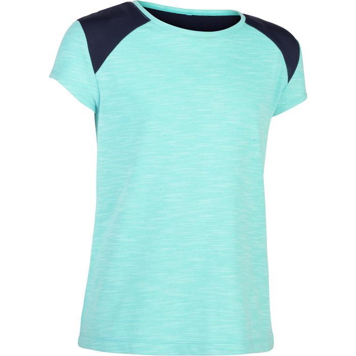 T-Shirt 500 manches courtes Gym Fille - 1283417