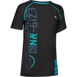 T-Shirt manches courtes imprimé Gym Energy garçon