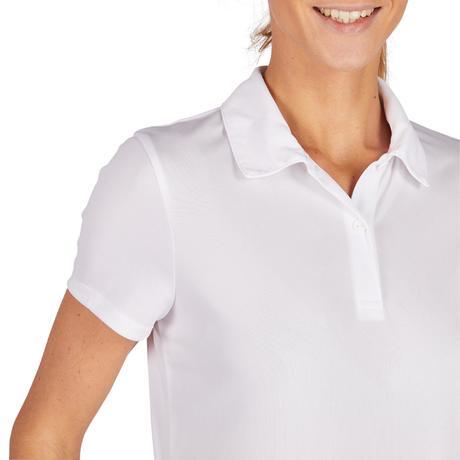 Essentiel 100 De Tennis BlancArtengo Polo Femme bgf6yYv7
