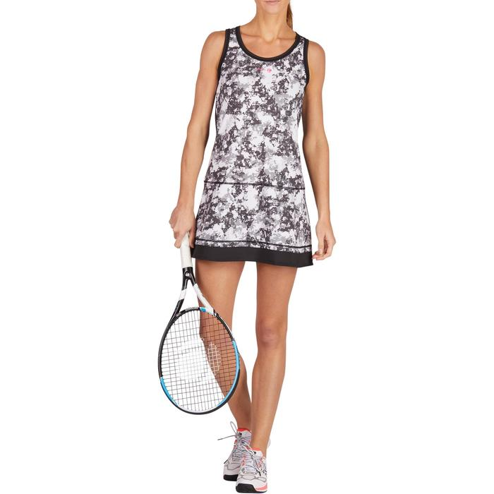 ROBE DE TENNIS SOFT NOIR GRAPH 500 - 1283556