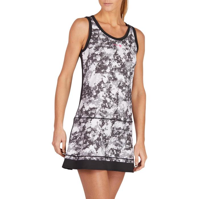 ROBE DE TENNIS SOFT NOIR GRAPH 500 - 1283568