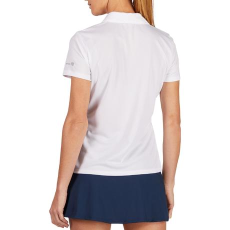8f49cc527c507 POLO DE TENIS MUJER ESSENTIEL 100 BLANCO. Previous. Next