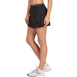 Soft 500 Tennis Skirt - Black