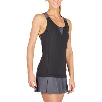 TK Light 990 Women's Tennis Tank Top - Black
