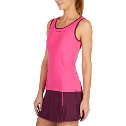 Damestopje tennis Soft 500 roze