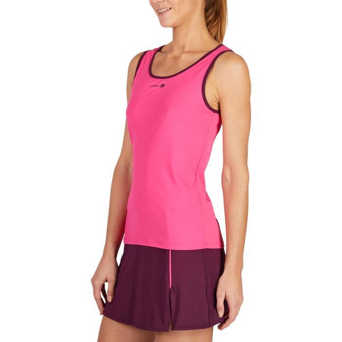 Tennis-Top Soft 500 Damen rosa