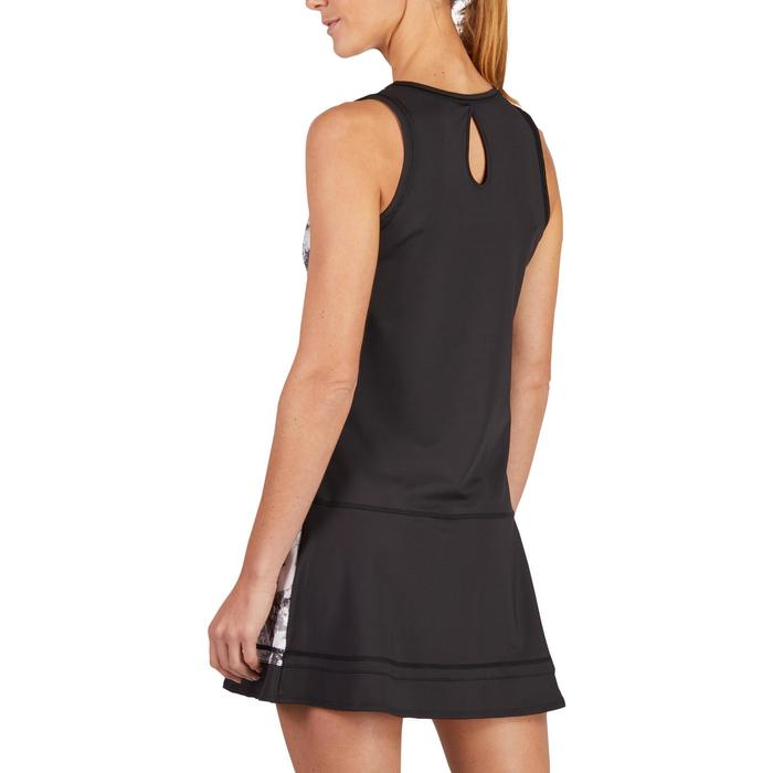 ROBE DE TENNIS SOFT NOIR GRAPH 500 - 1283717
