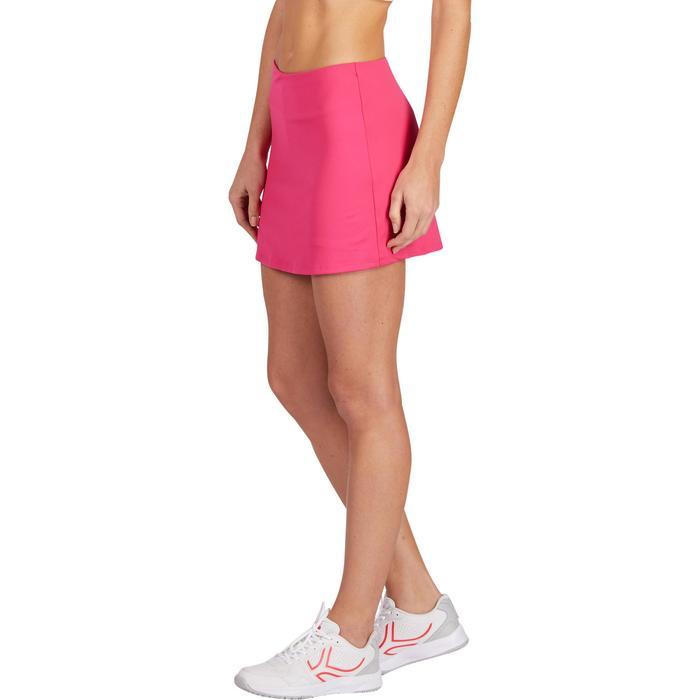 Tennisrock Essentiel 100 Damen rosa