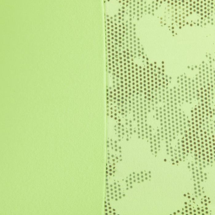 DEBARDEUR DE TENNIS FEMME SOFT JAUNE GRAPH 500 - 1283806