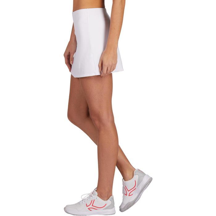 Tennisrock Essential 100 Damen weiß