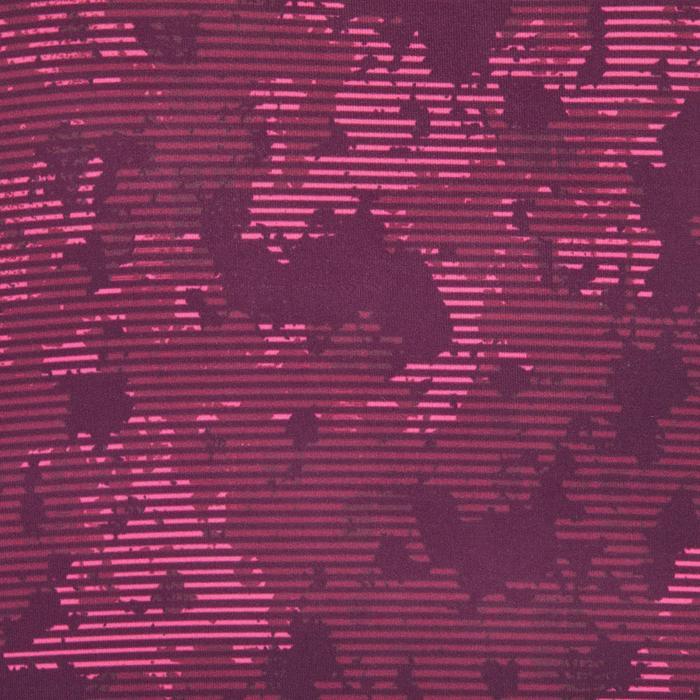 TENNIS T SHIRT DAMES SOFT BORDEAUX 500 - 1283851