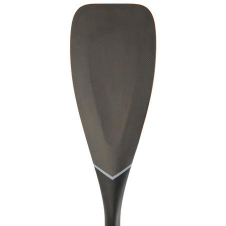 900 ADJUSTABLE CARBON STAND-UP PADDLE 170-210 CM - BLACK