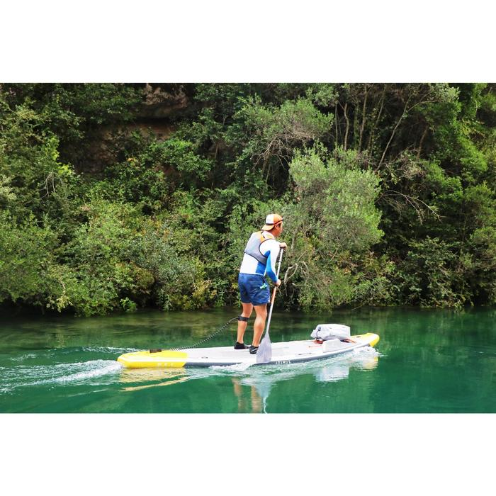 500 ADJUSTABLE AND COLLAPSIBLE CARBON TUBE SUP PADDLE 170-210 CM - 1283944