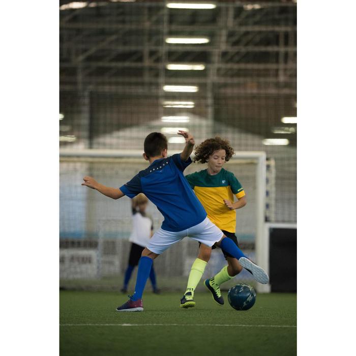 Fußballtrikot FF100 Kinder Brasilien