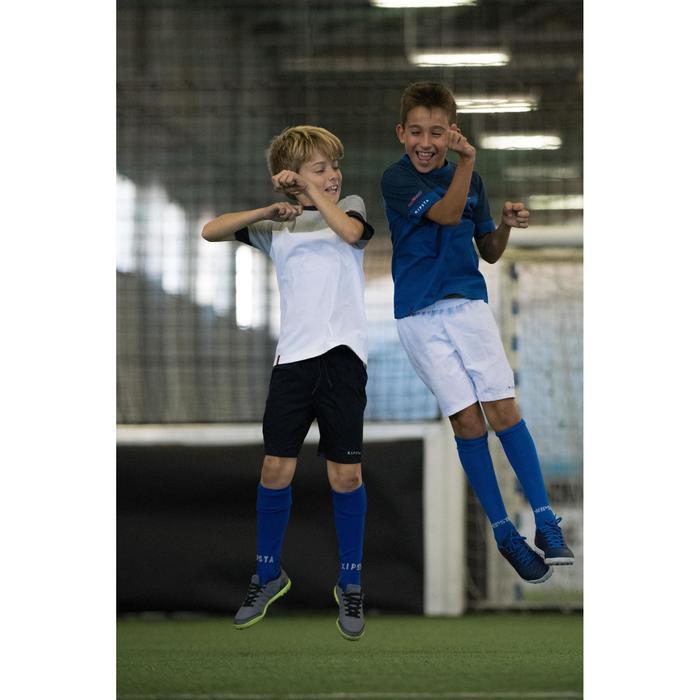 Voetbalshirt Duitsland FF100 voor kinderen wit