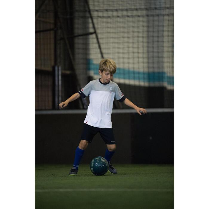 T-shirt de football enfant FF100 Angleterre - 1284154