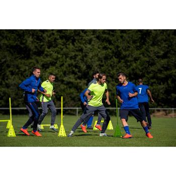 Chaussure de football adulte terrains secs CLR 900 FG orange bleue
