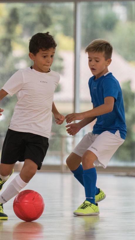 enfants football