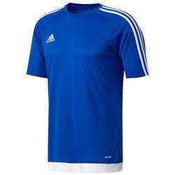 Voetbalshirt Estro voor volwassenen blauw
