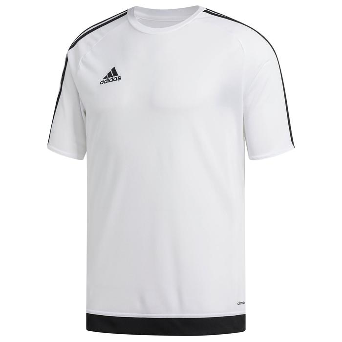 Camiseta de fútbol adulto Estro blanco