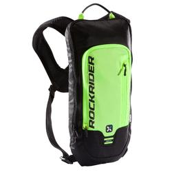 500 Mountain Bike Hydration Backpack 3L - Neon Yellow