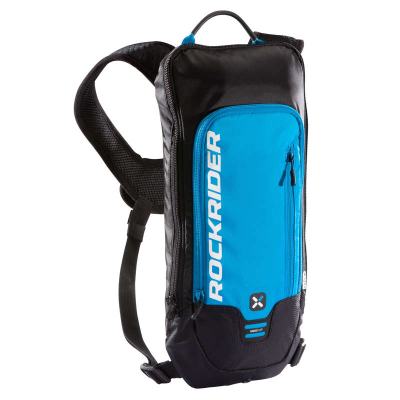 SPORT TRAIL MTB WATER BAG ADULT Bags - ST500 Hydration Pack, Blue - 3L ROCKRIDER - Bags