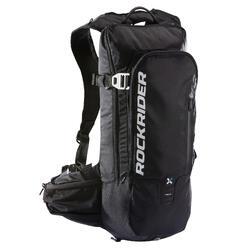 12 L登山車水袋背包ST 900- 黑色