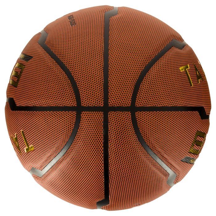 Ballon de basket B700 taille 6 marron. - 1284410