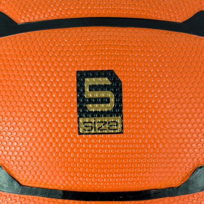 Ballon de basket enfant B300 taille 5 orange. Pour débuter. Jusqu'à 10 ans. - 1284412