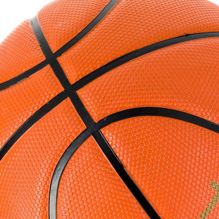 Ballon de basket enfant B300 taille 5 orange. Pour débuter. Jusqu'à 10 ans. - 1284429