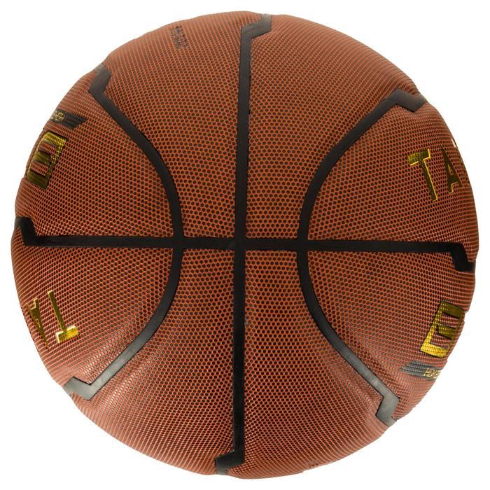 Ballon de basket homme B700 taille 7 marron. Homologué FIBA. Après 12 ans. - 1284443