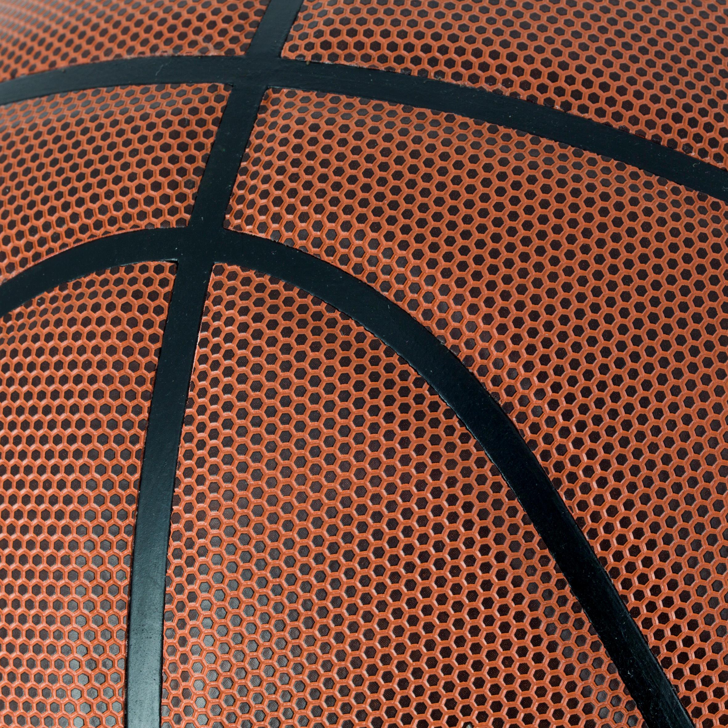 Ballon de basketball B700 taille 6 marron