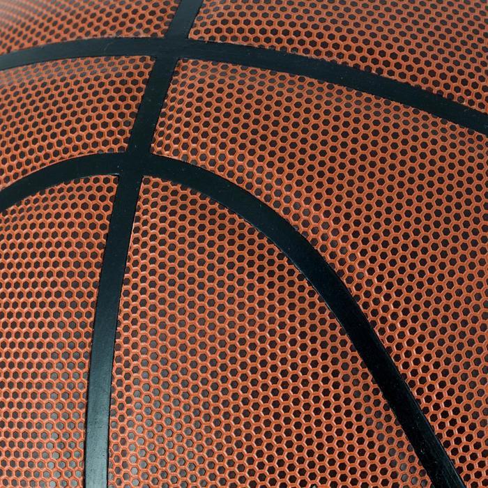 Ballon de basket B700 taille 6 marron. - 1284444