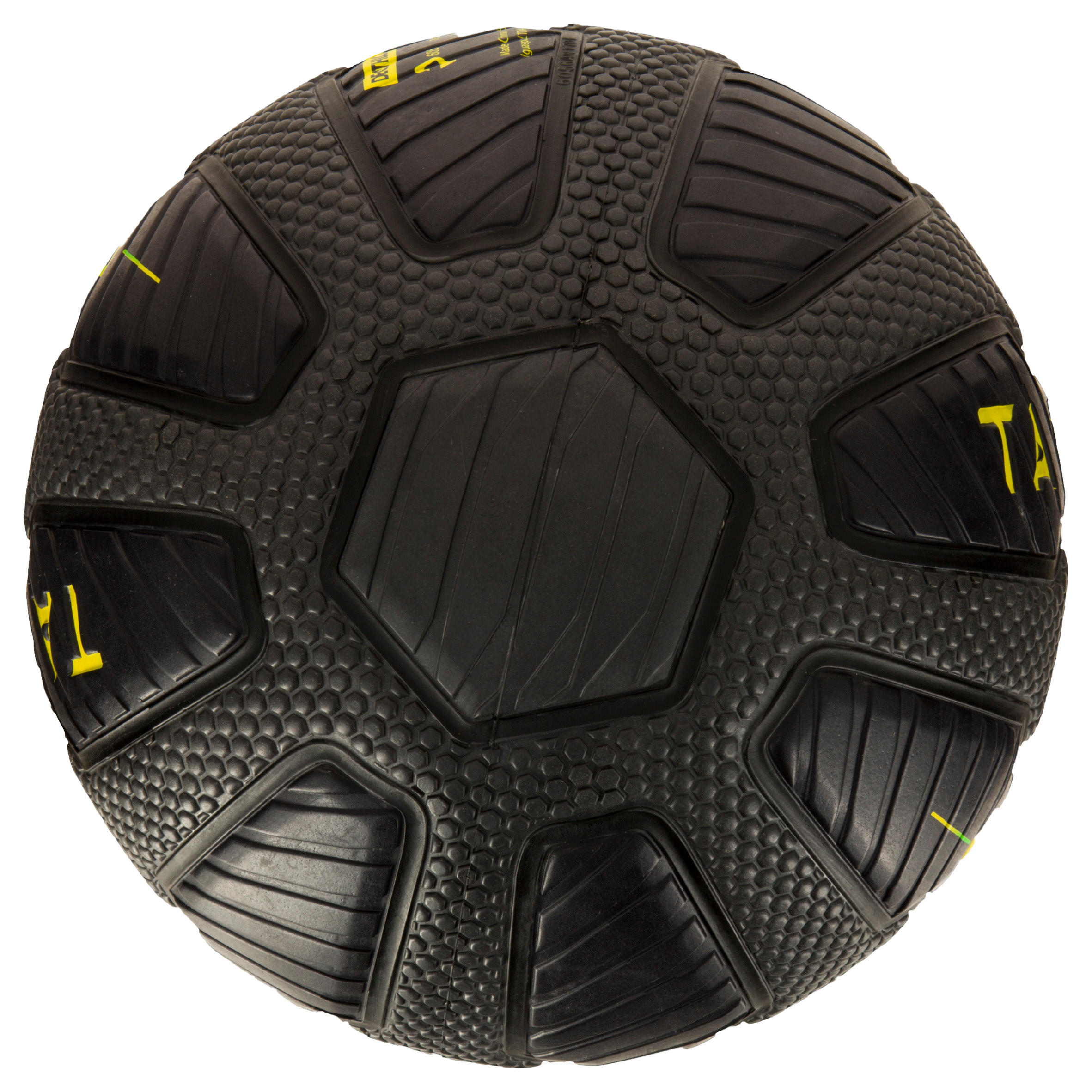 R500 Adult Size 7 Basketball - BlackPuncture-proof and great grip.