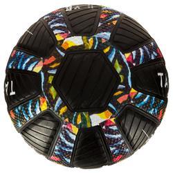 Balón de baloncesto R500 talla 7 adulto graffiti. Antipinchazos y muy adherente
