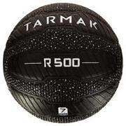 Na predrtje odporna košarkaška žoga za odrasle z dobrim oprijemom R500 - č-b
