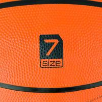 Balón basquetbol adulto Tarmak 100 talla 7 naranja