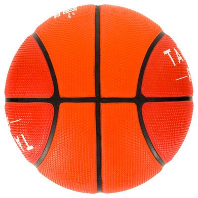 Ballon de basket enfant R300 taille 3 orange. Pour le baby-basket jusqu'à 6 ans