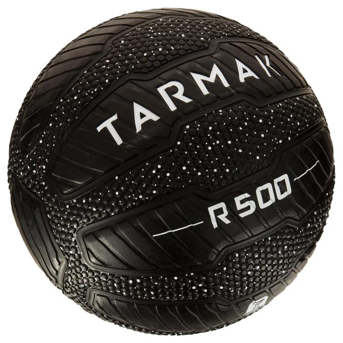 Ballon de basket adulte R500 taille 7. Increvable et ultra agrippant. - 1284520