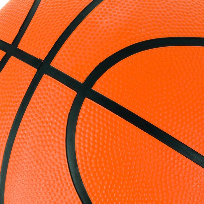 Balón Baloncesto Tarmak R100 Talla 7 Naranja Resistencia Iniciación