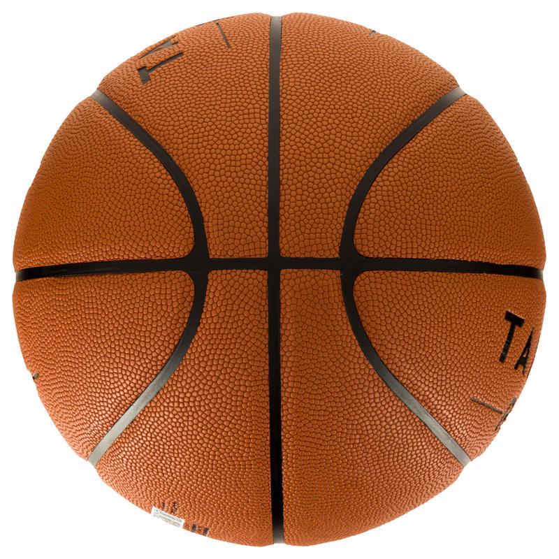 ลูกบาสเก็ตบอลสำหรับผู้ใหญ่ร่น R700 Deluxe เบอร์ 7 (สีส้ม) กันรั่วซึมและกระชับมืออย่างยิ่ง