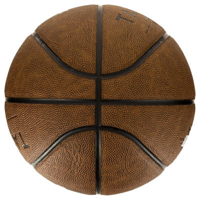 R700 Adult Size 7 Basketball - BrownGreat ball feel